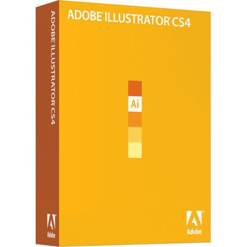 Adobe Illustrator Cs4 Vector Graphics Software For Mac