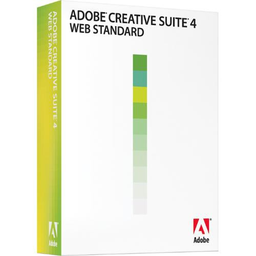 Adobe Web Standard CS4 Software Suite for Mac 65009538 B&H Photo