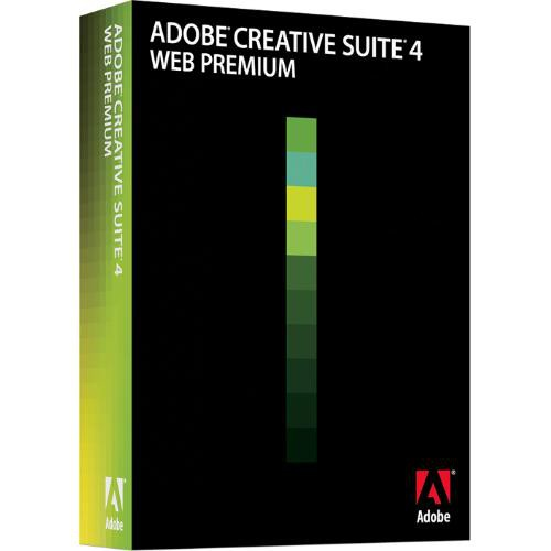 Adobe web premium cs4 software suite for windows 65016616 b&h.