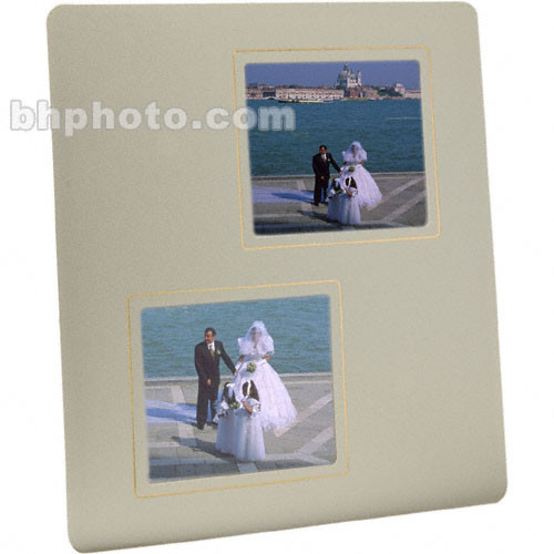 Albums X Ms839p Milano Mat 8x10 For Two 4x5 Ms839p