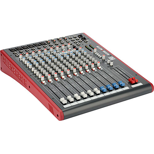 Allen amp heath zed14 14 channel recording and live ah zed 14