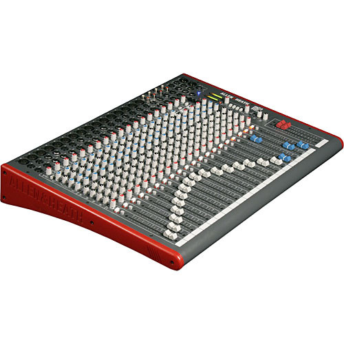 16 mic/line 3st4aux3BEQ USB ZE
