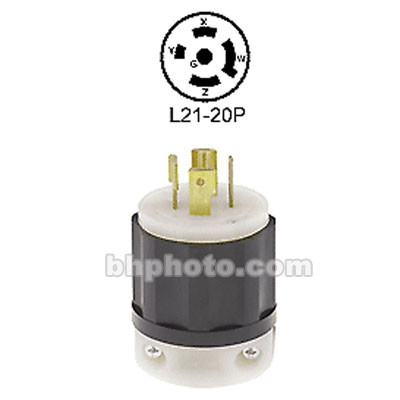 altman twist lock 4 pole 5 wire l21 20p connector male. Black Bedroom Furniture Sets. Home Design Ideas