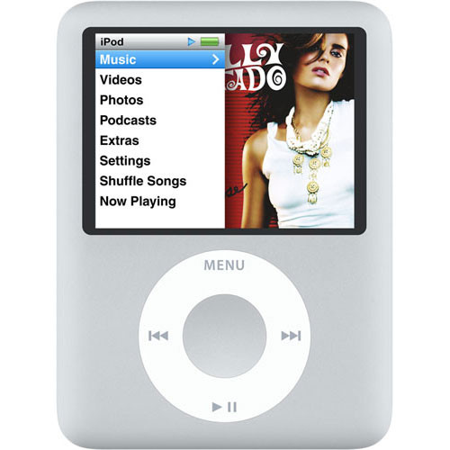 how to delete all songs from ipod nano 3rd generation