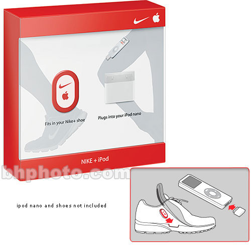 cliente Manuscrito desbloquear  Apple Nike & iPod Sports Kit MA365LL/B B&H Photo Video