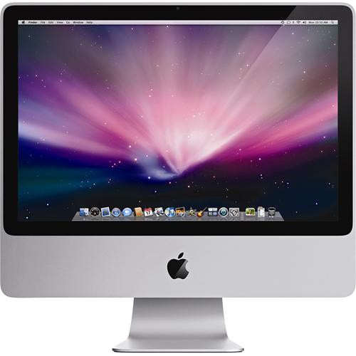 apple 20 imac desktop computer mb417ll a b h photo video. Black Bedroom Furniture Sets. Home Design Ideas