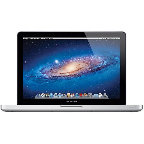Apple 13 3 Quot Macbook Pro Laptop Computer Md101ll A B Amp H