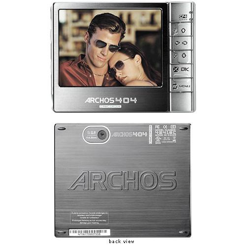 ARCHOS 404 CAMCORDER TREIBER WINDOWS 10