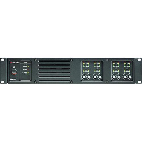 Ashly Ne8250pe 8 Channel Network Enabled Amplifier W Dsp W