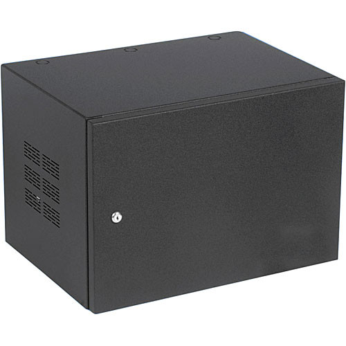 Atlas Sound 607-15 Wall Mount Cabinet with Locking Front 607-15