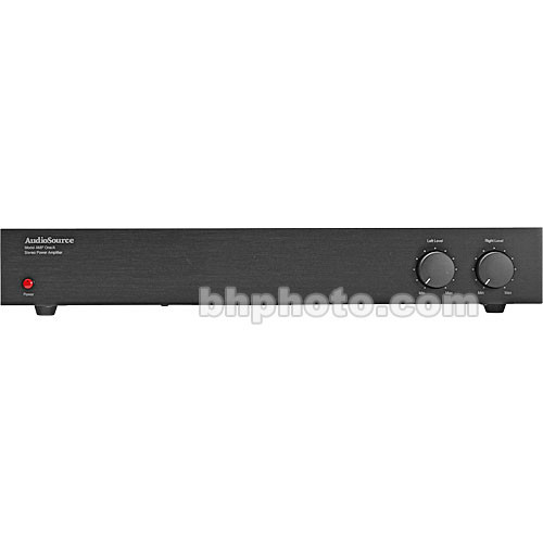 audiosource amp one a stereo amplifier amponea b h photo video rh bhphotovideo com audiosource amp 110 manual Audio Source Amp 7
