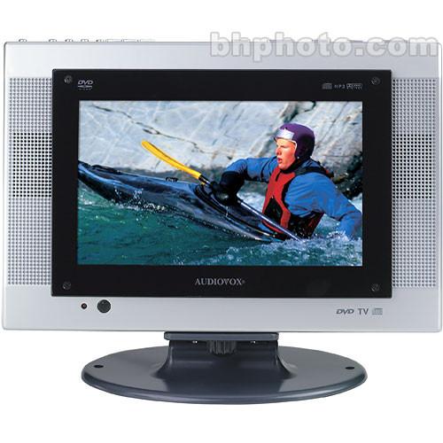 audiovox fpe1078 7 7 flat panel 16 9 lcd tv dvd fpe1078 rh bhphotovideo com
