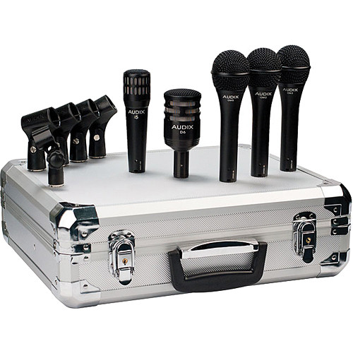 audix bp5 pro microphone set bp5pro b h photo video. Black Bedroom Furniture Sets. Home Design Ideas
