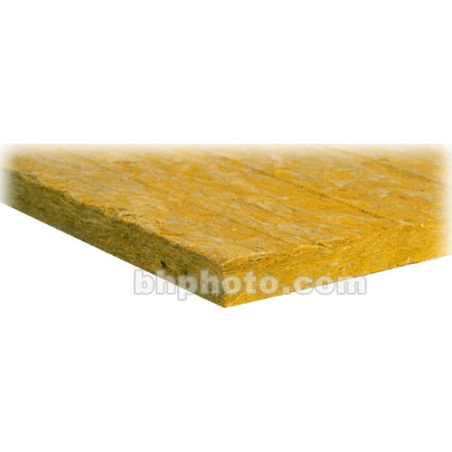 Auralex 2 mineral fiber insulation 6 pieces 2mf24 b h for Mineral fiber insulation