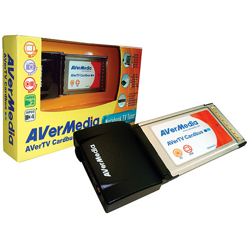 AVERMEDIA AVERTV CARDBUS LITE DRIVER FOR WINDOWS 7