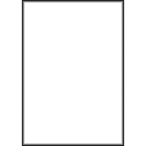 Backdrop Alley Bam12wht Solid Muslin Background 10 X 12 White