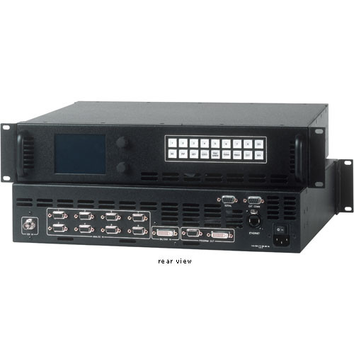 Barco Presentationpro Ii Sdi Switcher R9860001 Bh Photo Video