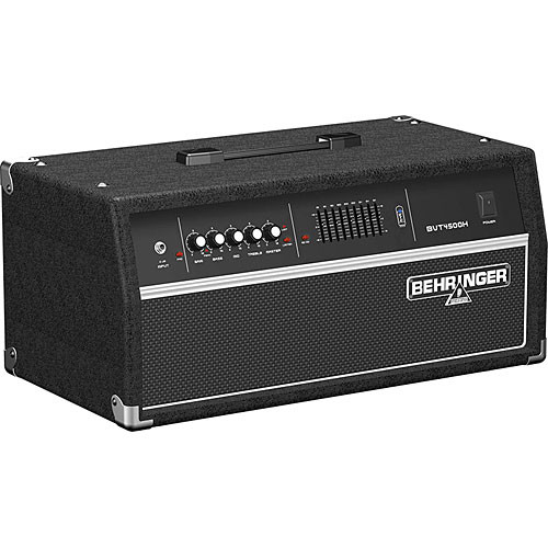 behringer ultrabass bvt4500h bass amplifier head bvt4500h b h. Black Bedroom Furniture Sets. Home Design Ideas