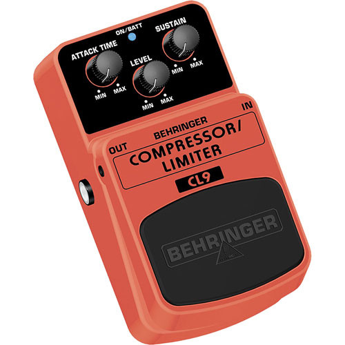 behringer cl9 guitar effects pedal cl9 b h photo video. Black Bedroom Furniture Sets. Home Design Ideas
