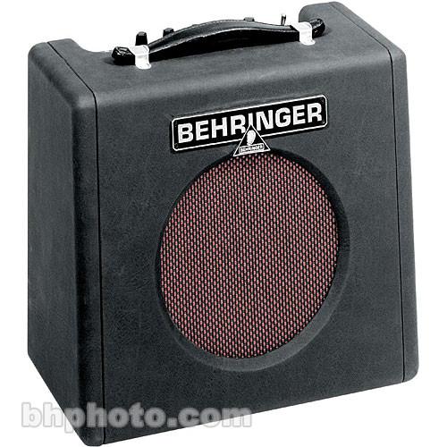 behringer 15w guitar practice amp gx108 b h photo video. Black Bedroom Furniture Sets. Home Design Ideas