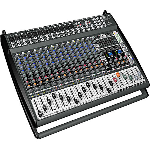 behringer pmp5000 20 channel audio mixer pmp5000 b h photo. Black Bedroom Furniture Sets. Home Design Ideas