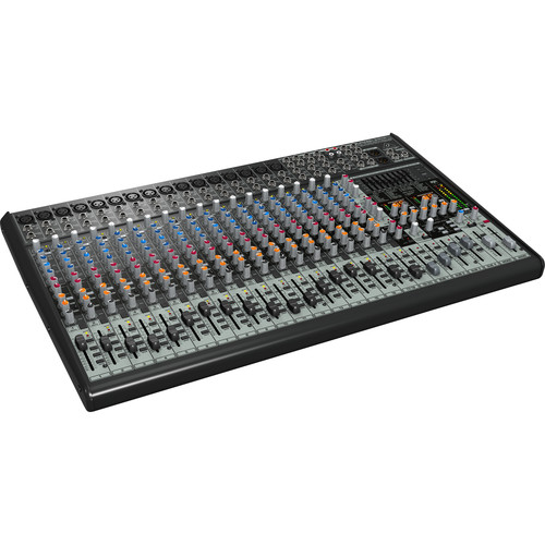 behringer eurodesk sx2442fx pro 24 channel recording sx2442fx. Black Bedroom Furniture Sets. Home Design Ideas