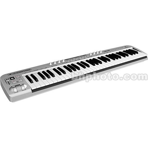 behringer umx61 midi controller keyboard umx61 b h photo video. Black Bedroom Furniture Sets. Home Design Ideas