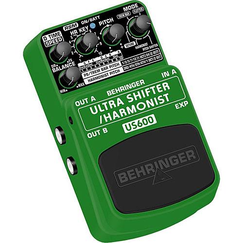 behringer ultra shifter harmonist us600 ultimate pitch us600 b h. Black Bedroom Furniture Sets. Home Design Ideas