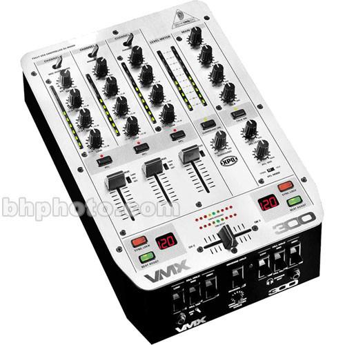 Behringer equipamento de dj pro mixer vmx300 vmx300 manual do.