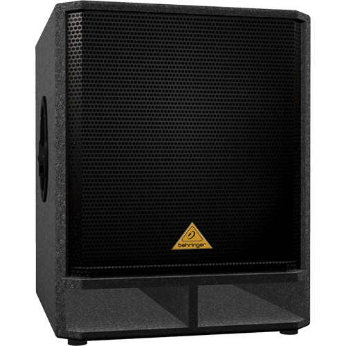 behringer vp1800s 18 subwoofer speaker vp1800s b h photo. Black Bedroom Furniture Sets. Home Design Ideas