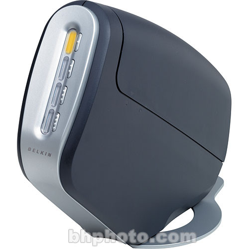 Belkin OmniView SOHO Series 2Port KVM Switch F1DD102U BH Photo