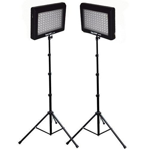 Bescor Led 95dk2 Dual Light Kit