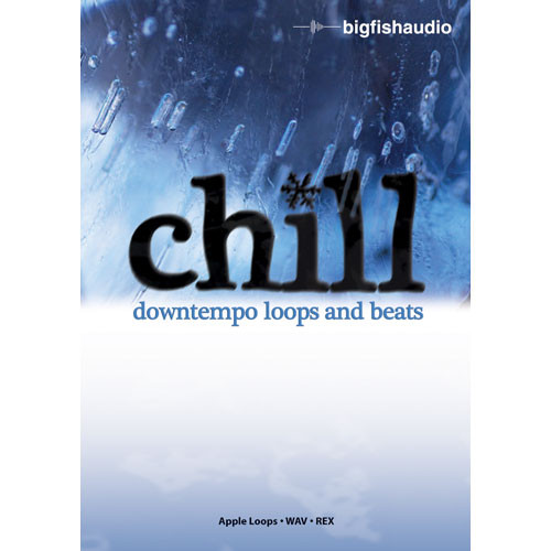 Big fish audio sample dvd chill downtempo loops and for Big fish audio