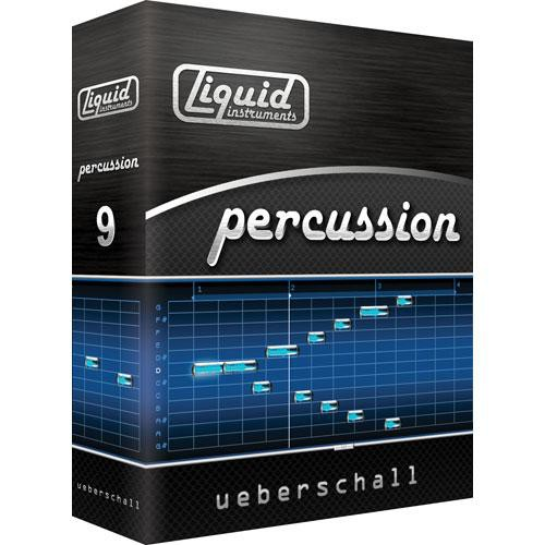 Big fish audio liquid series percussion liquid lipc1 b h for Big fish audio
