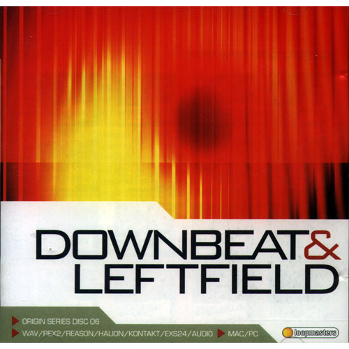 Big fish audio sample cd downbeat and leftfield lmos6rw b h for Big fish audio