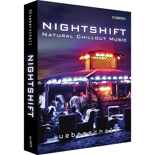 Big fish audio dvd nightshift natural chillout music for Big fish soundtrack