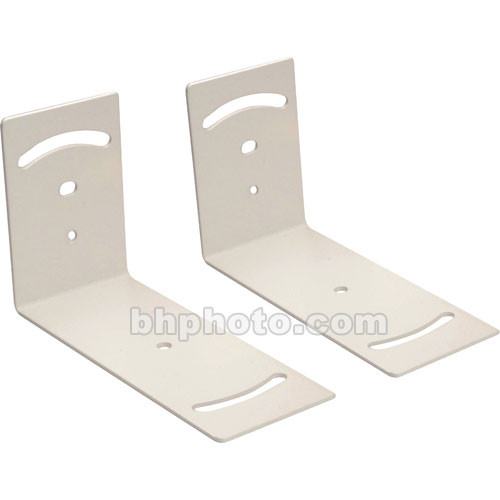 bose wb10w wall mount brackets for bose speakers pair white