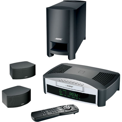Bose 3-2-1 Gs Series Ii Home Theater System