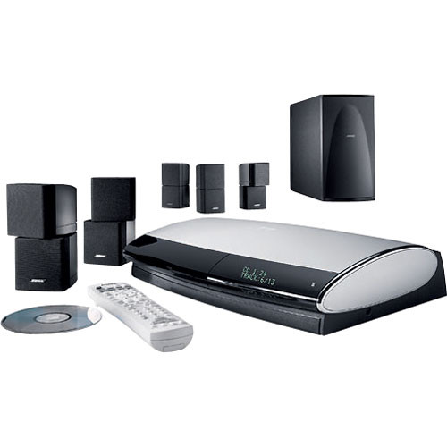 Bose demo lifestyle 38 series iii home theater system 40446 bh bose demo lifestyle 38 series iii home theater system black sciox Choice Image