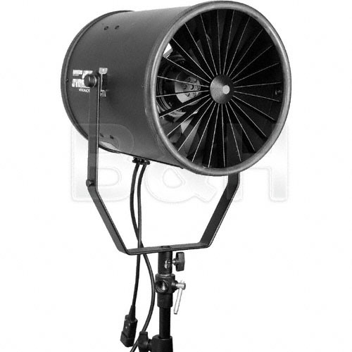 Bowens Jet Stream Wind Machine Fan 117 120vac B Amp H Photo