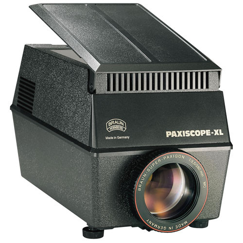Braun Paxiscope XL Opaque Projector (110V) 100522 B&H Photo