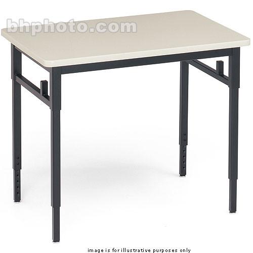 Bretford Quattro Student Classroom Desk 36 X 24 32 Grey