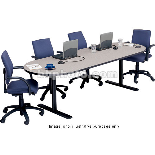Bretford X X Race Track Conference RAENB BH - 36 x 96 conference table