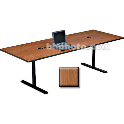 Bretford 120 x 36 x 29 rectangle conference rec3620 cy b h for 120 conference table