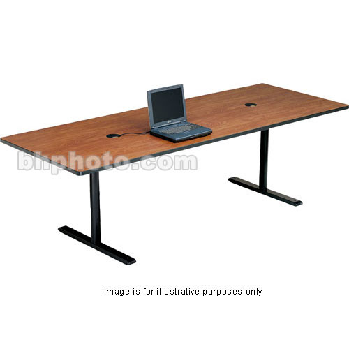 Bretford X X Rectangle Conference RECNB BH - 36 x 96 conference table