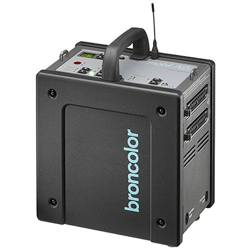Broncolor Mobil A2l Power Pack With Lithium Battery B 31
