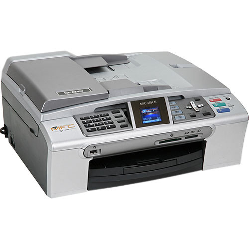Driver for Brother MFC-465CN Printer/Scanner