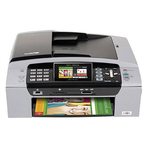 Brother MFC-490CW Printer Windows 8 X64