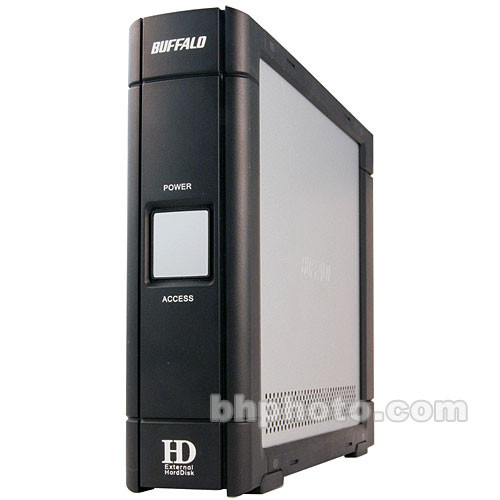 Buffalo 500GB DriveStation USB 2.0 and FireWire-400 HD-HC500IU2