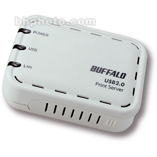 Drivers Update: Buffalo LPV3-U2 Network USB2.0 Print Server
